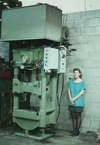 150 Ton Downstroke Hydraulic Press Usa