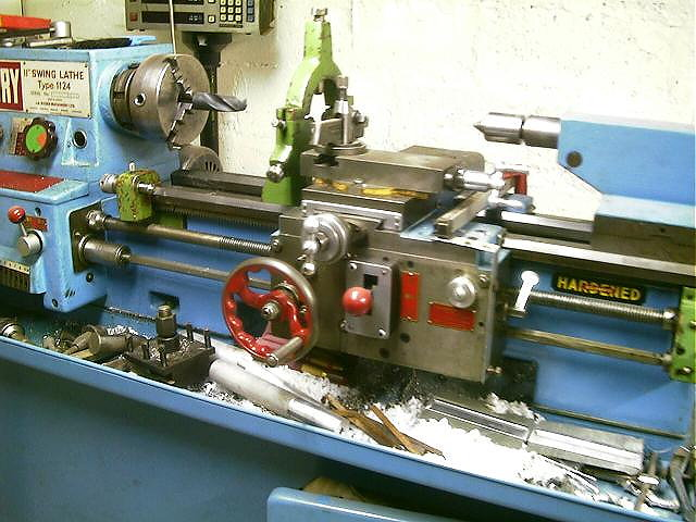 Machineco Lathes