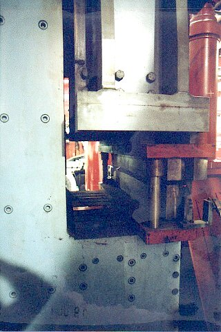 Press Hyd C Frame Corsteel 150 Ton