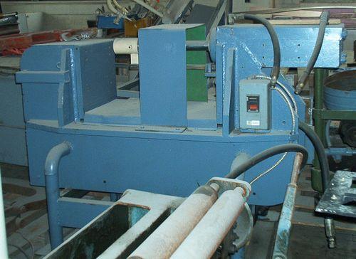 Horizontal Hydraulic Puller : Machineco hydraulic presses